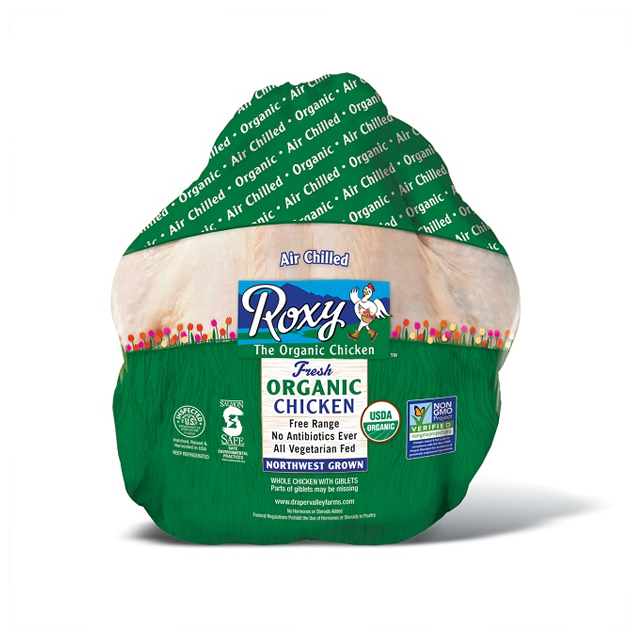 ROXY™ ORGANIC WHOLE CHICKEN