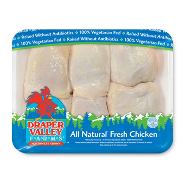 Chicken Thighs, Value Pack